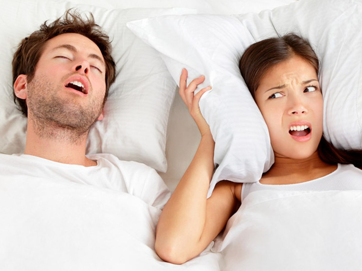 ways to avoid snoring