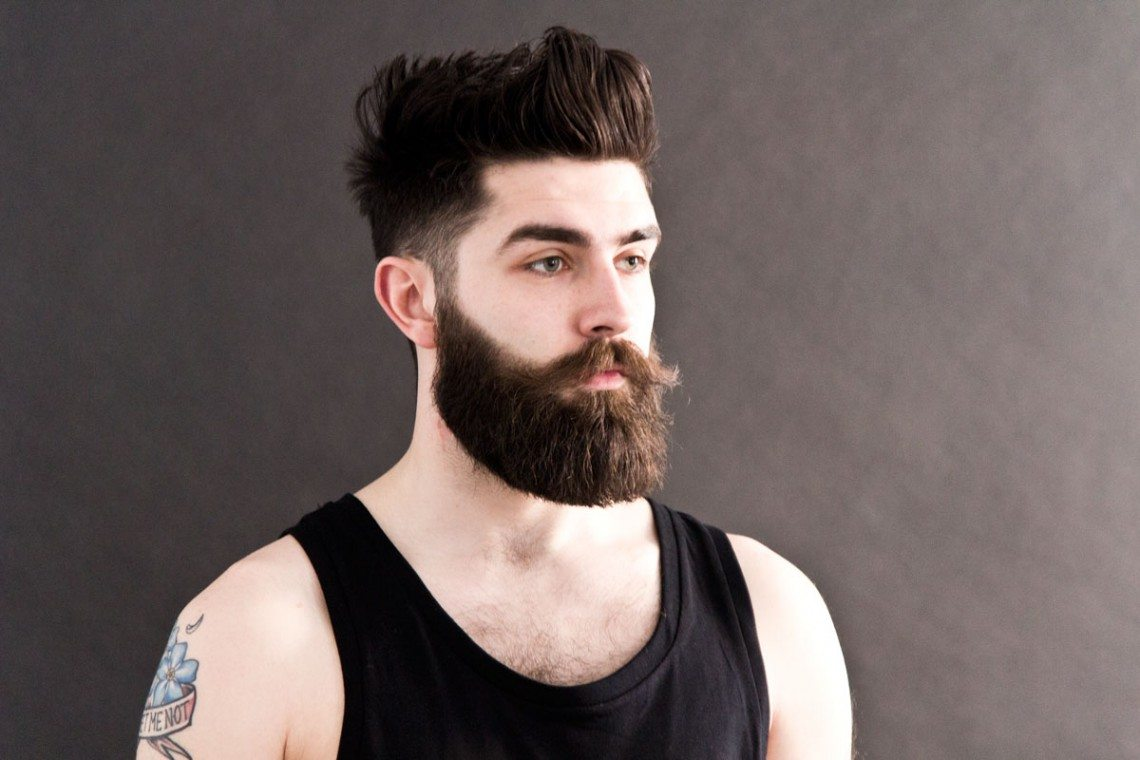 Sensational Beginners Guide To Growing And Styling A Beard Updated Trends Short Hairstyles Gunalazisus