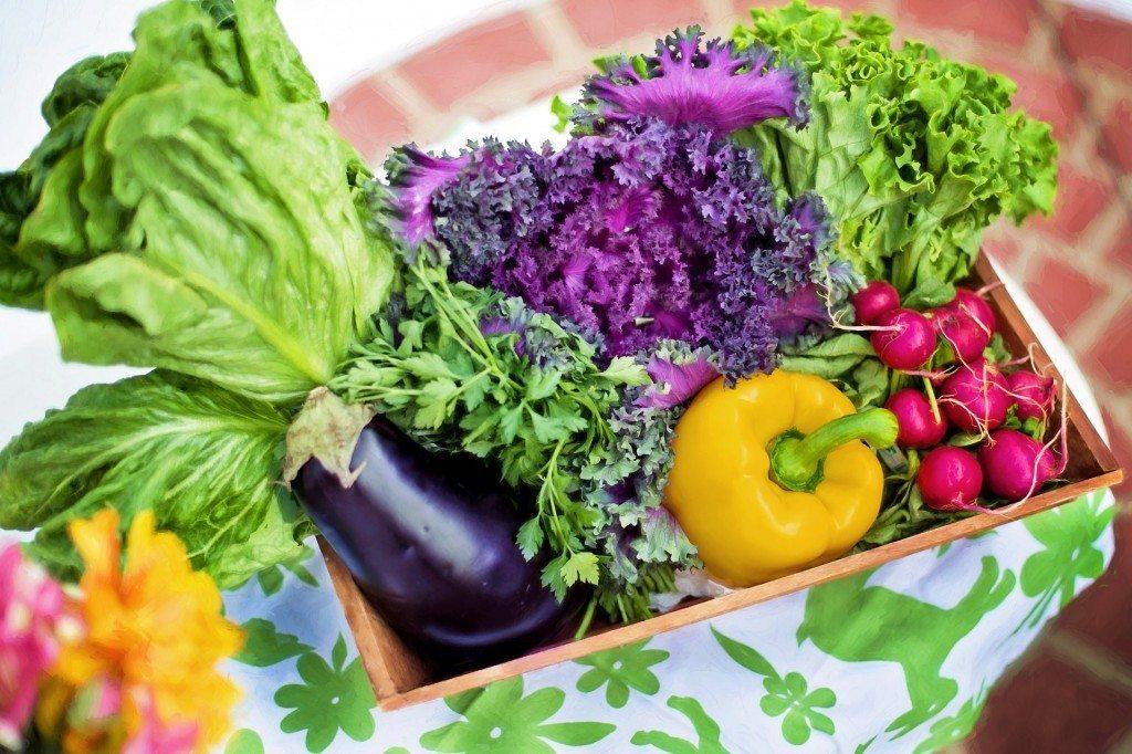 Alkaline foods 1
