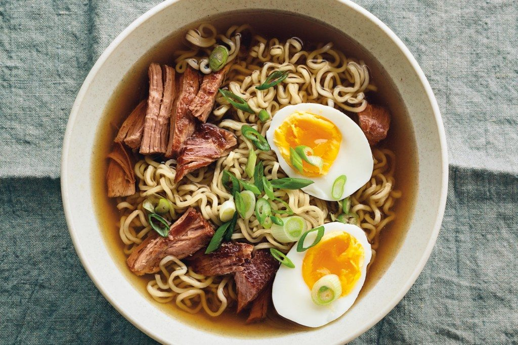 Ramen recipe featured