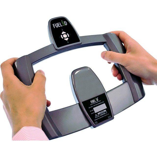 fuel 3d scanner