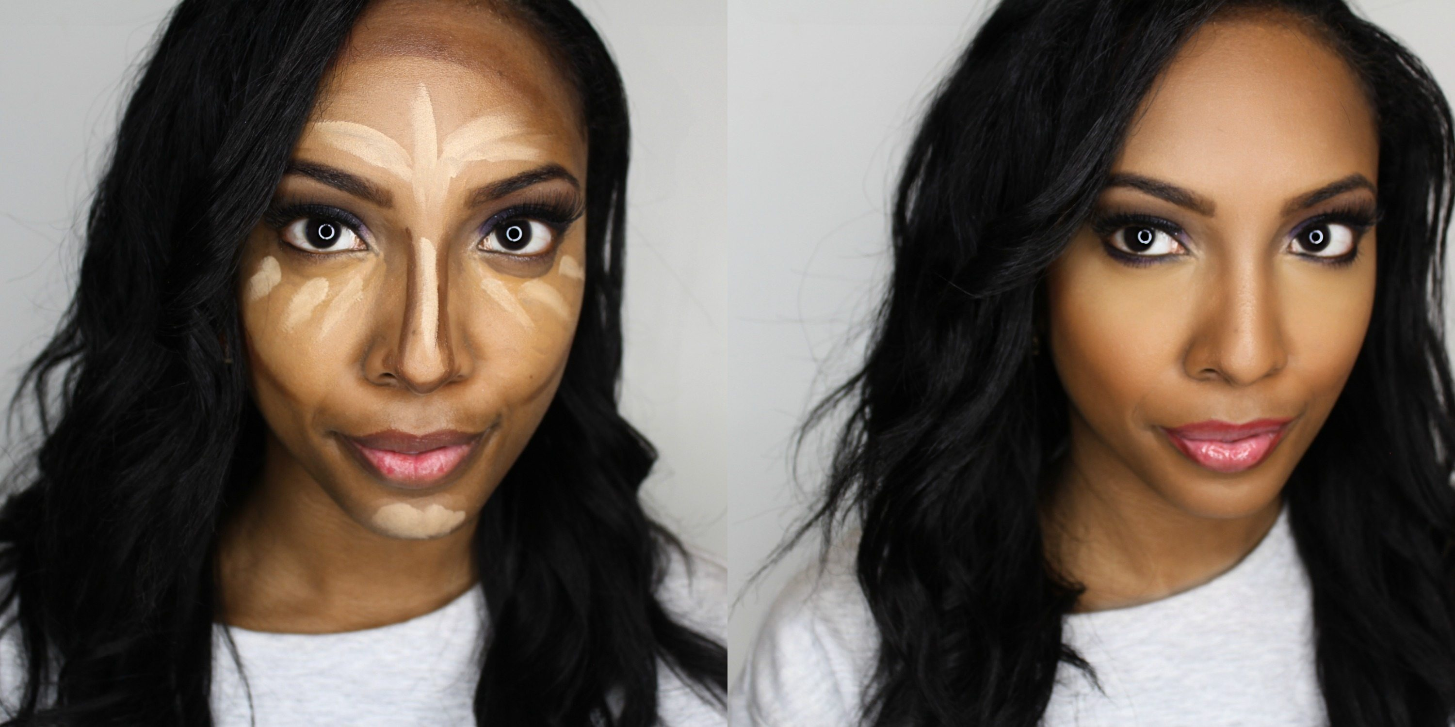 Contouring - the latest makeup trend