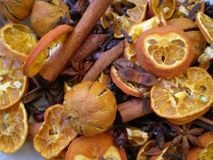 Fruit Potpourri