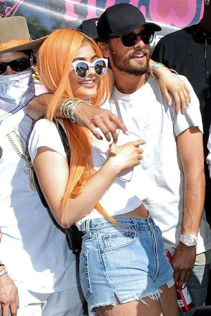Kylie Jenner Coachella 2016