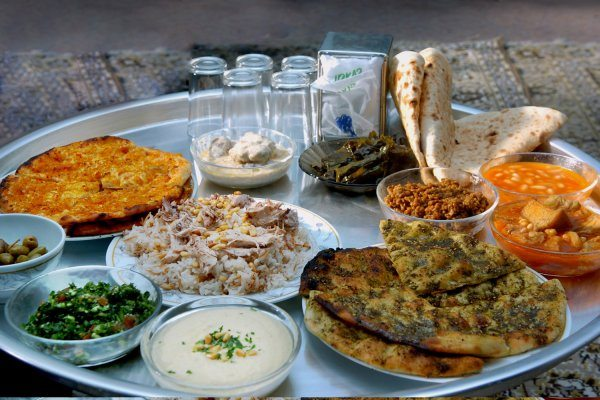 Israeli Cuisine - A Middle Eastern Fair