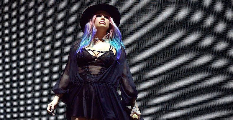 Kesha Coachella 2016