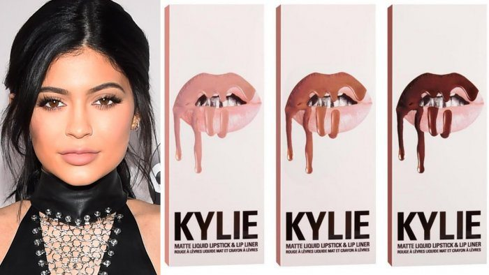 kylie jenner lip kit shades