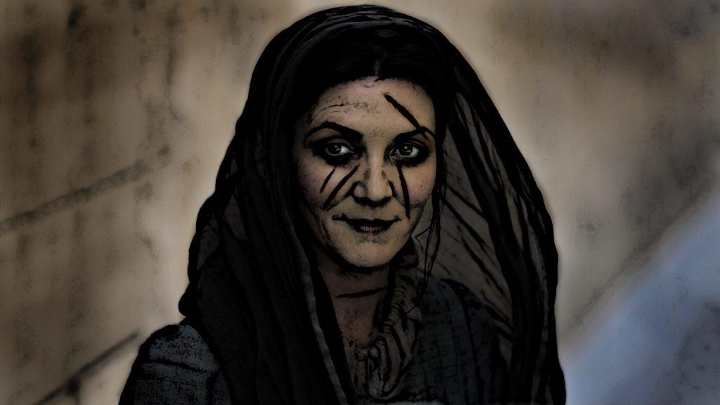 Lady Stark Stoneheart