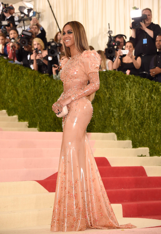 Beyoncé Met Gala 2016