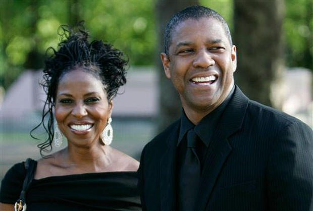 Denzel Washington along with his wife Pauletta Washington have been married for 33 years!
