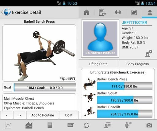 jefit-workout-app