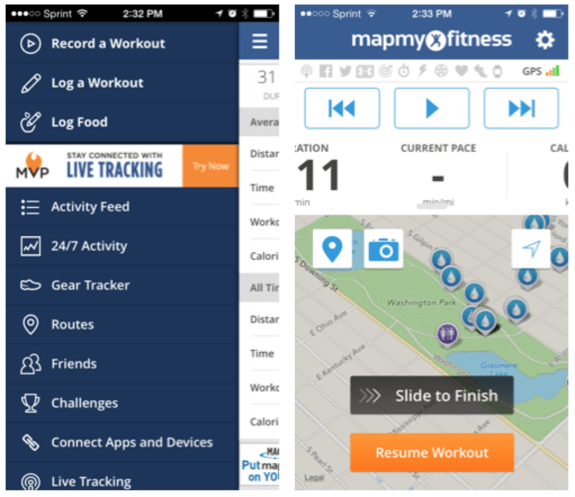 map-my-fitness-app