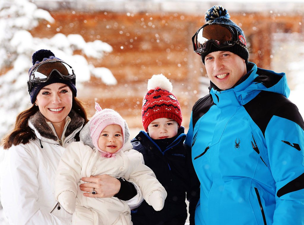 Prince William Kate Middleton Duchess Family