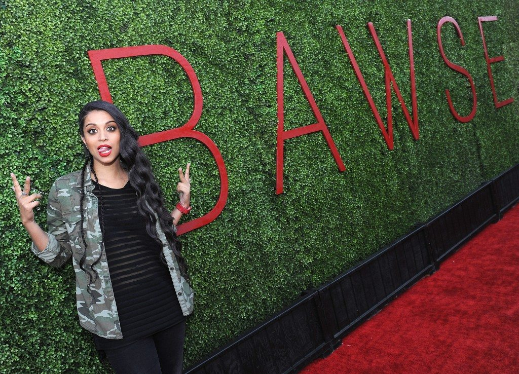 Lilly Singh attends the Sephora and Smashbox 2016 VIB Rouge event at Smashbox Bigbox on May 12, 2016 in Culver City, California.