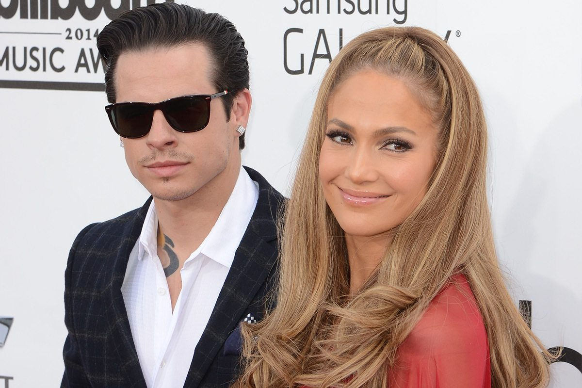 Jennifer Lopez and Casper Smart Rebound