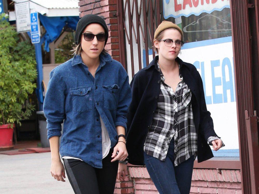 Kristen Stewart and Alicia Cargile Rebound