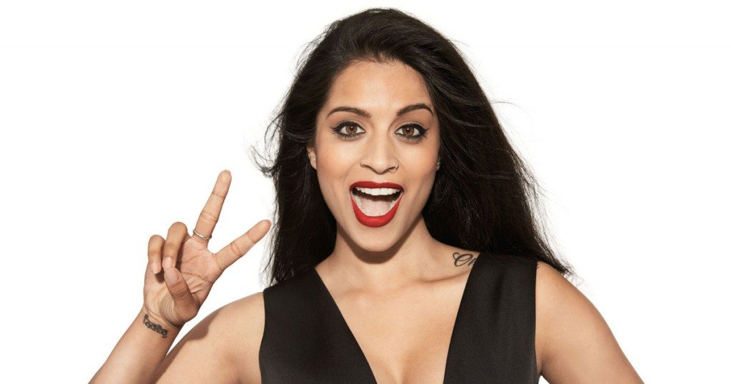 Lilly Singh's top lipstick brand -Bawse