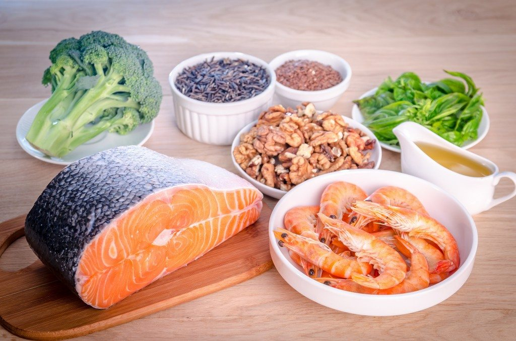 Include Omega 3 foods in your diet