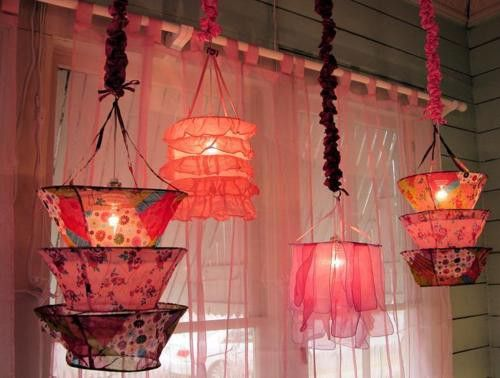 warm-coloured-lamp-shades