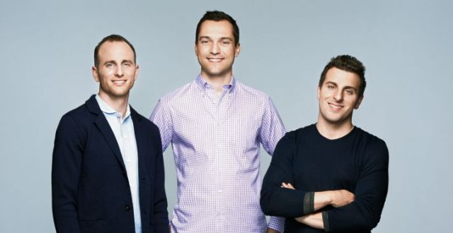 Founders of Airbnb Failures Winners