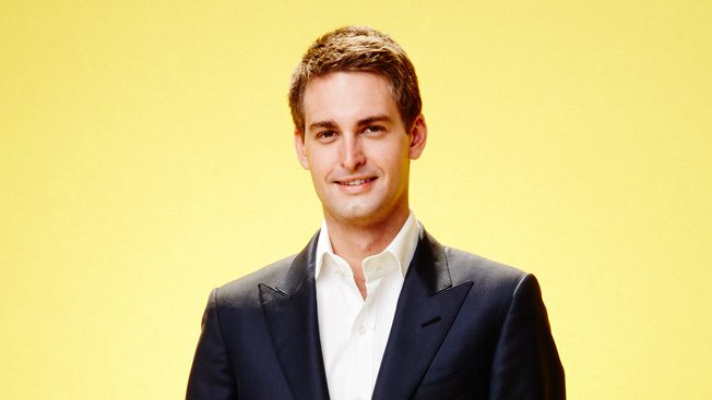 Evan Spiegel Winners Failures