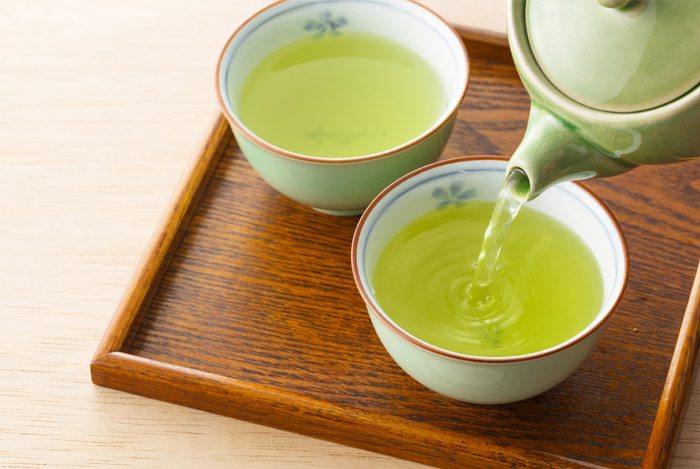Green tea is the healthiest beverage on the planet.