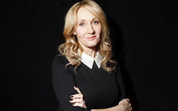 J K Rowling Winners Failures