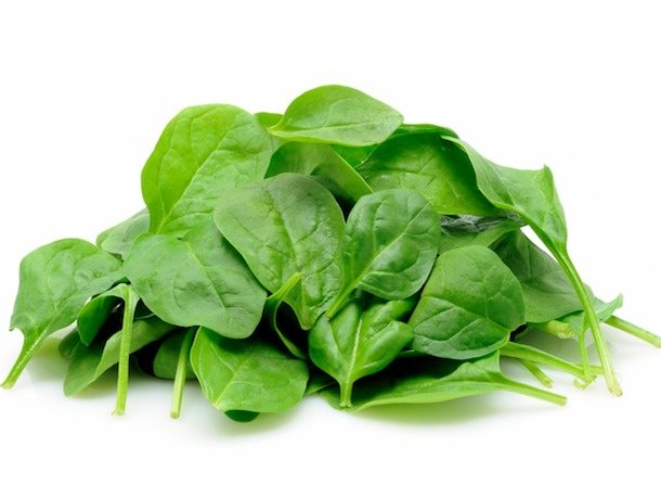 Spinach is a green leafy vegetable and is one of the functional foods for its nutritional antioxidants and anti-cancer properties.