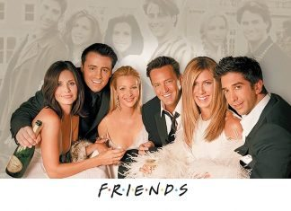 Friends 22 anniversary 2016