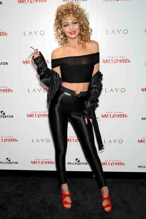gigi_hadid_sandy_grease_halloween_costume