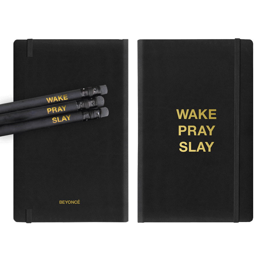 beyonce_wake_pray_slay_journal_pencils-1-1
