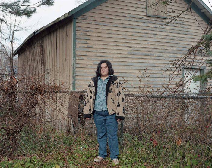 Sara Vasquez, Saginaw, Mich