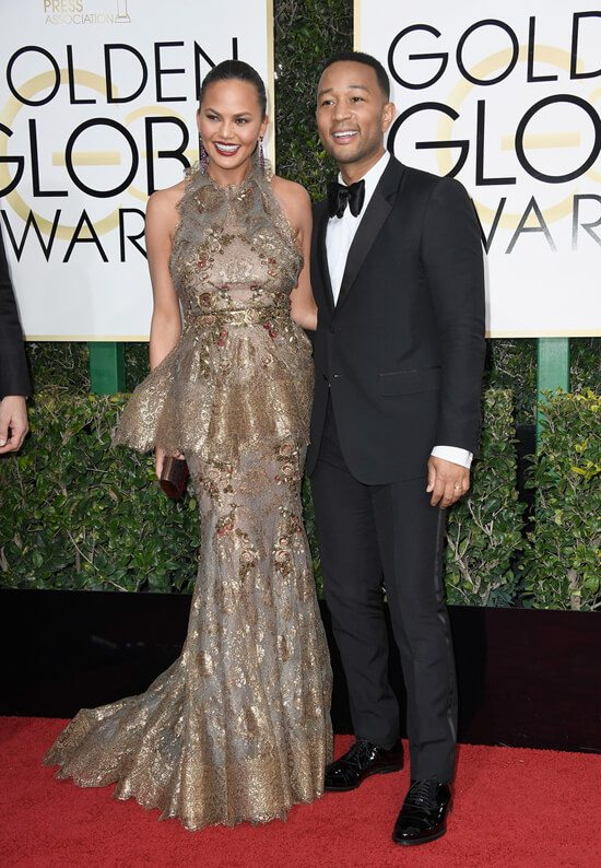 chrissy_teigen_john_legend_golden_globes_2017