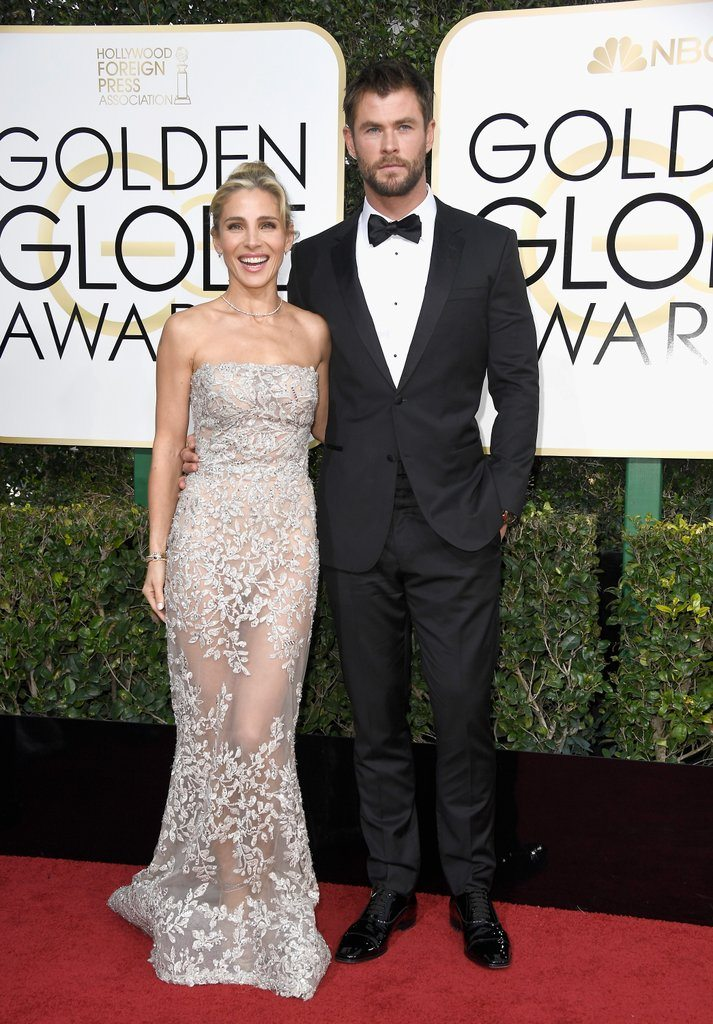elsa_pataky_chris_hemsworth_golden_globes_2017