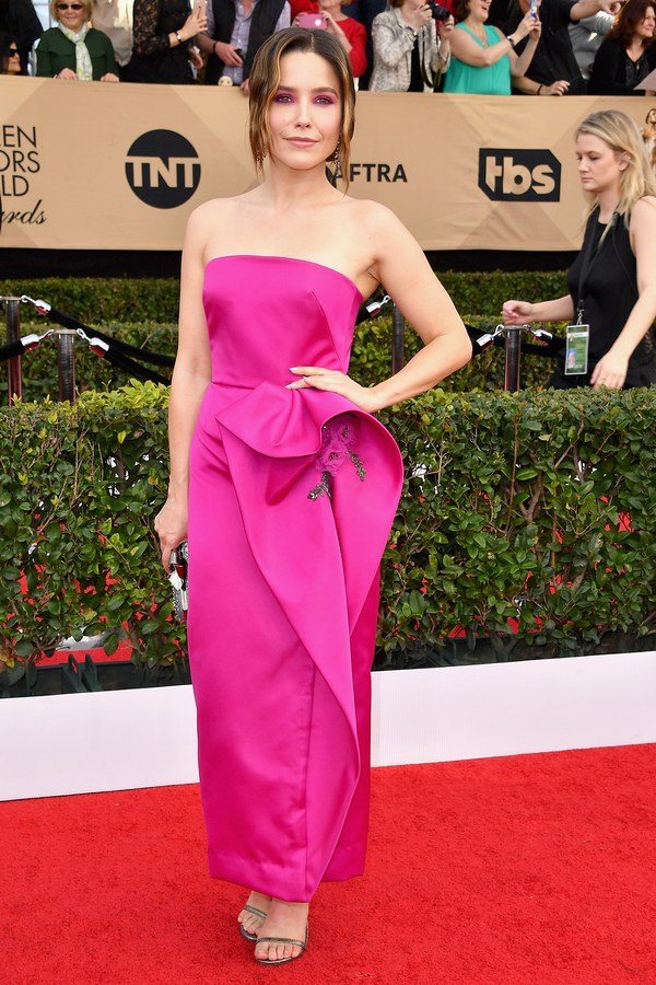 sophie-bush-sag-awards-2017
