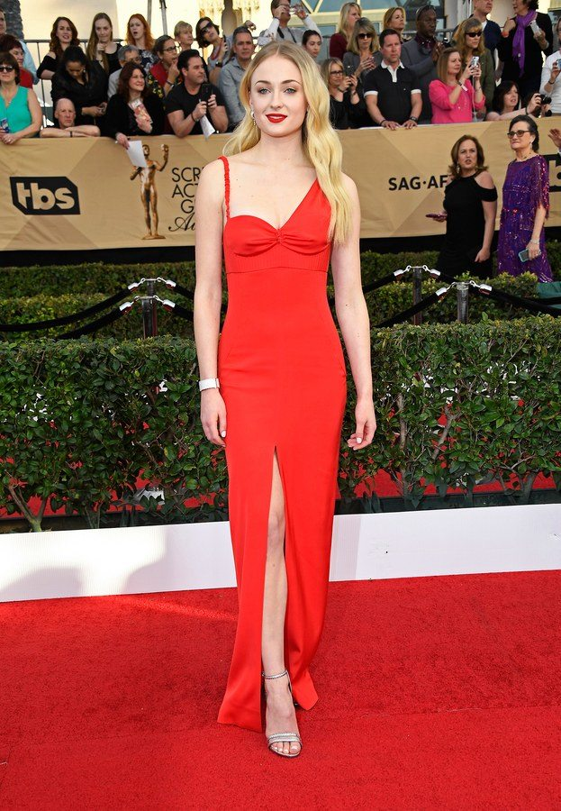 sophie-turner-sag-awards-2017