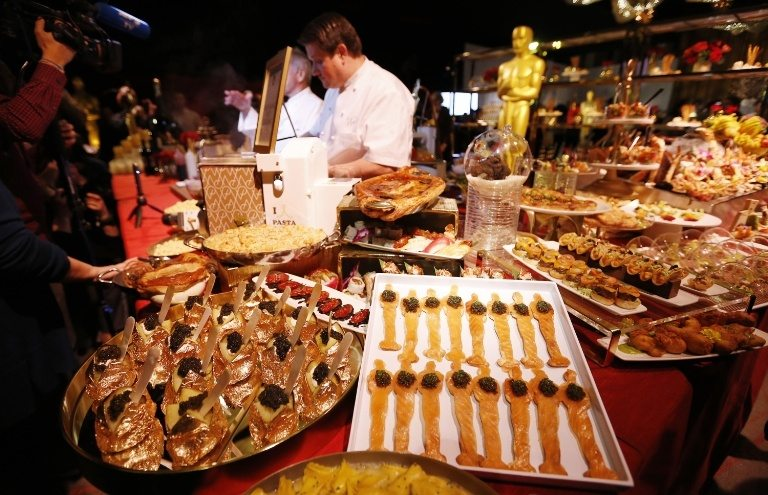 Hors d'oeuvres-oscars-2017-after-party
