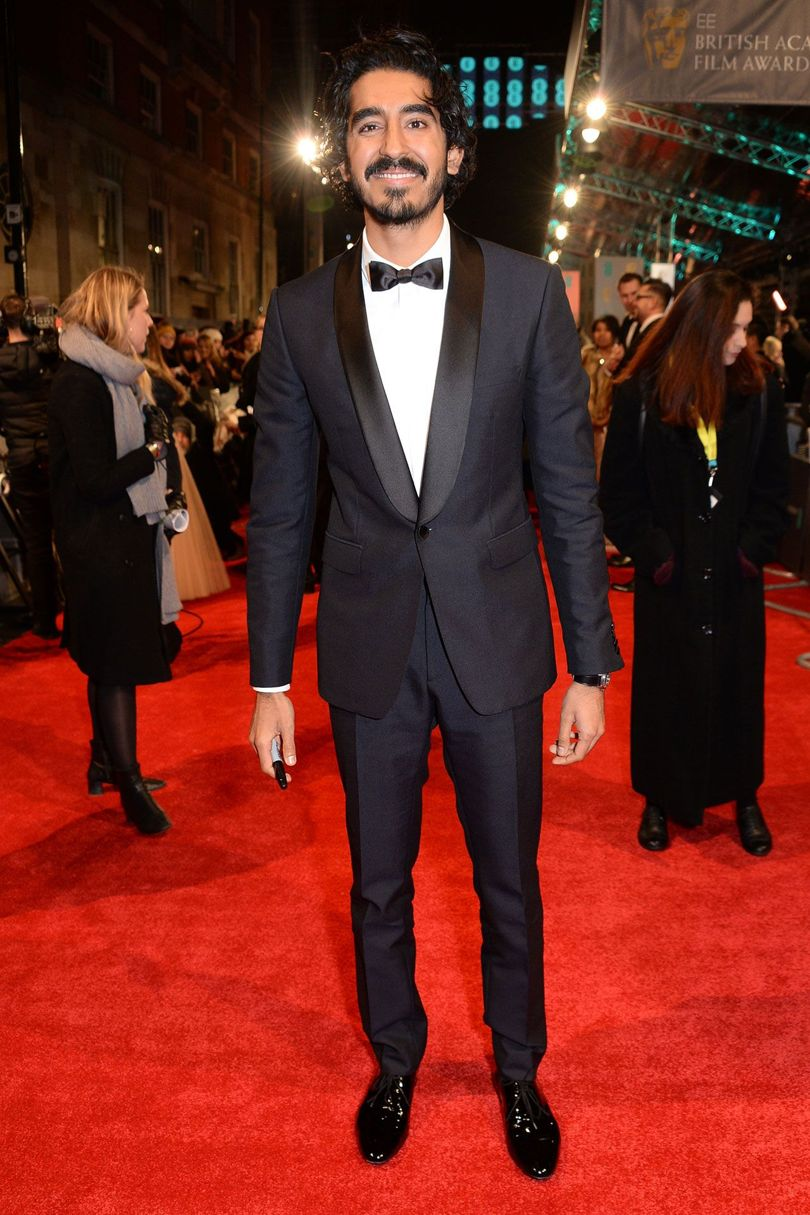 dev-patel-baftas-2017-red-carpet