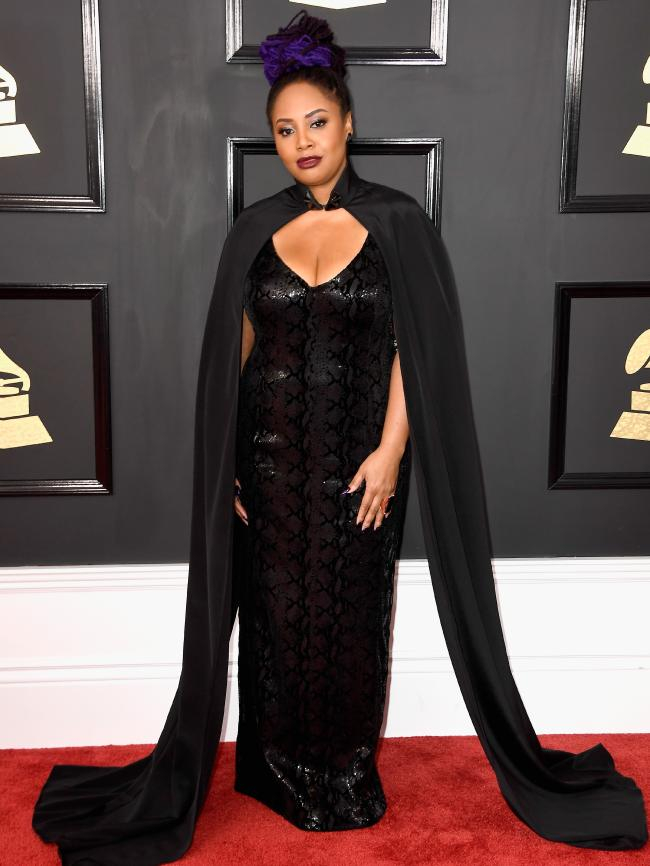 lalah-hathaway-grammy-awards-2017-red-carpet