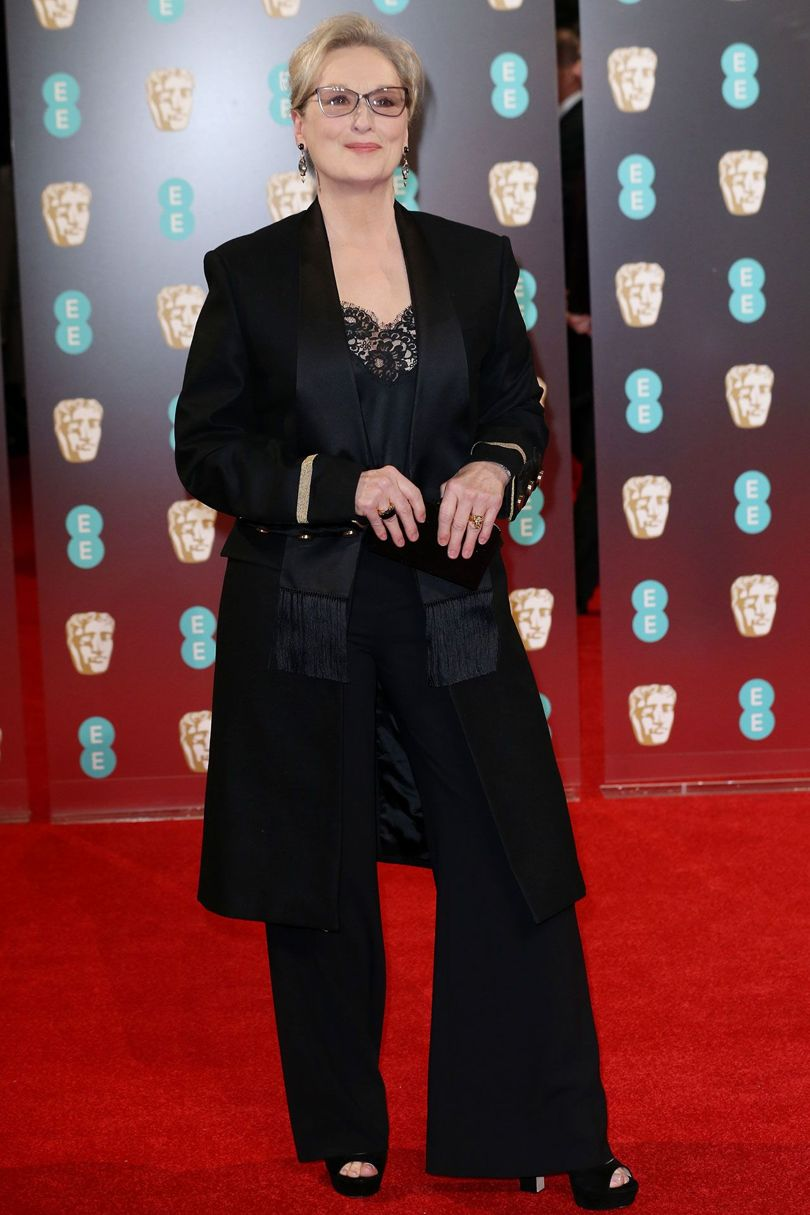 meryl-streep-baftas-2017-red-carpet