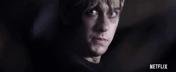 Netflix series death note teaser trailer