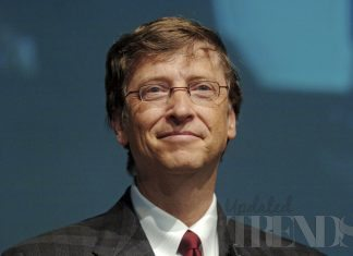 Bill Gates Forbes Rich List