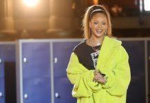 Rihanna Fenty X Puma Fall '17 Paris Fashion Week