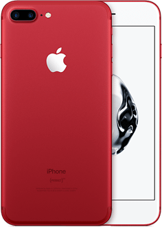 iPhone7 Plus RED