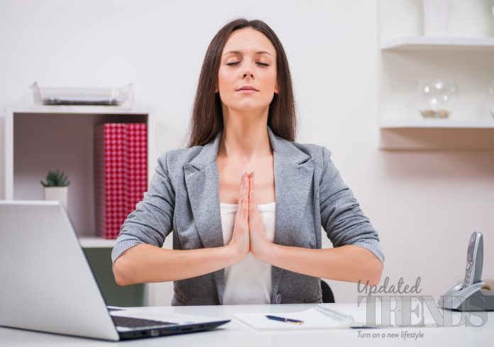 Meditation is the key to healthy