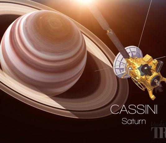 NASA Cassini spacecraft