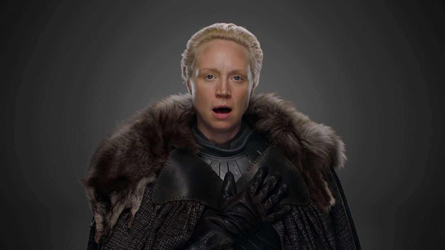 Brienne Of Tarth Game Of Thrones Season 7