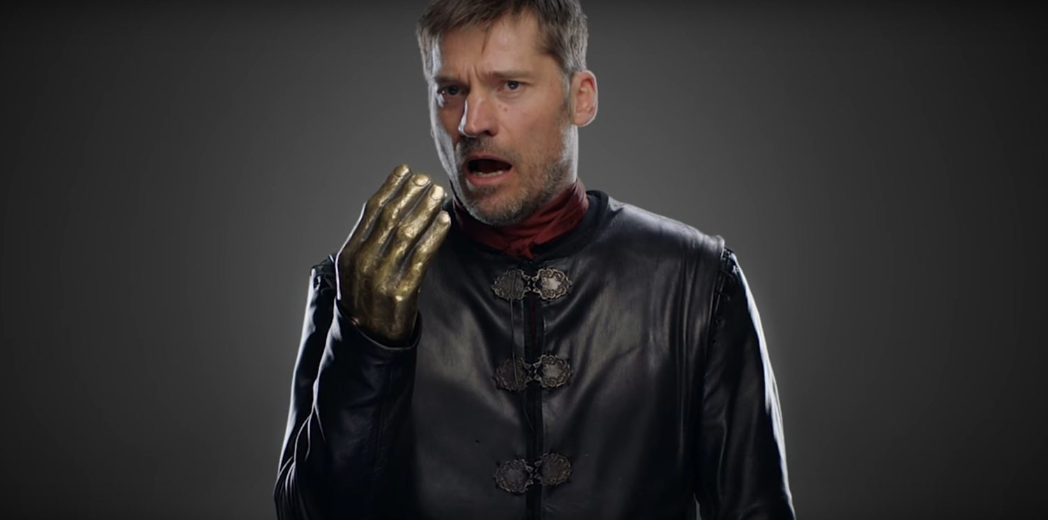 Jamie Lannister Game Of Thrones Season 7