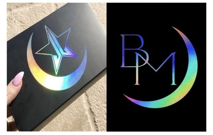 Jeffree Star Manny MUA Black Moon Cosmetics