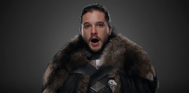Jon Snow Game Of Thrones Season 7
